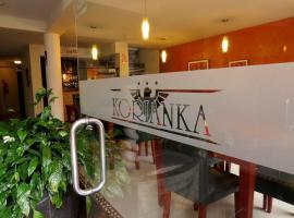 Hotel Korianka, hotel in Trujillo