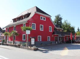 Hotel Restaurant Hochdorfer Hirschen, Hotel in Freiburg im Breisgau