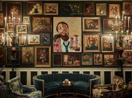 Pontchartrain Hotel St. Charles Avenue, hôtel à La Nouvelle-Orléans