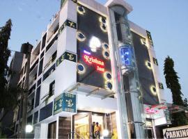 Hotel Krishna Inn, отель в Аурангабаде