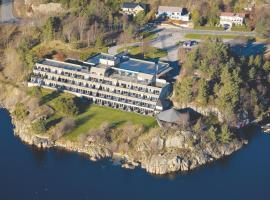 Farsund Fjordhotel, hotell i Farsund