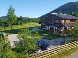 B&B Villa Irene Plitvice Lakes, boutique hotel in Seliste Dreznicko