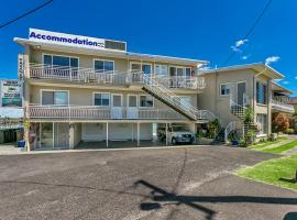Leisure-Lee Holiday Apartments, hotel in Ballina