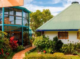 Hotel Isla Verde, hotel in Boquete