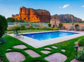 Canyon Villa Bed & Breakfast Inn of Sedona, vacation rental in Sedona