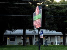The Chieftain, motel in Watkins Glen