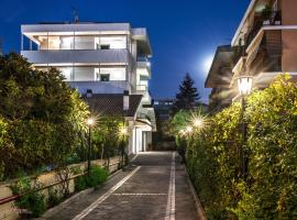 Hotel Villa Giulia, hotel near Rome Ciampino Airport - CIA,