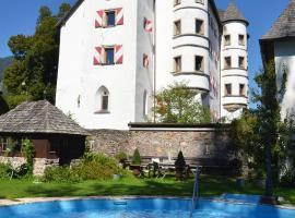 Schloss Münichau, hotel in Reith bei Kitzbühel