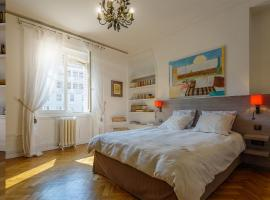 LE 50 luxury apartment, hotel in Moulins