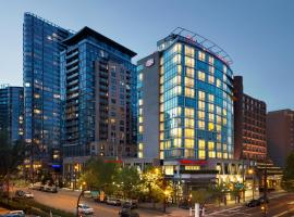 Hampton Inn & Suites, by Hilton - Vancouver Downtown, hotel near Christ Church Cathedral, Vancouver