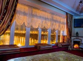 Гостиница Огни Енисея, отель в Красноярске