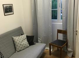 Cichy Apartament na Nowym Świecie, viešbutis Varšuvoje
