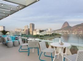 Yoo2 Rio de Janeiro by Intercity, hotel near Post 3 - Copacabana, Rio de Janeiro