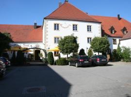 Schlosswirt Etting, отель в Ингольштадте