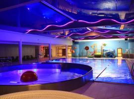 Hotel Continental – hotel w mieście Krynica Morska