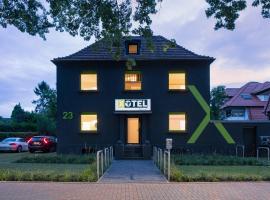 Xotel, hotel in Xanten
