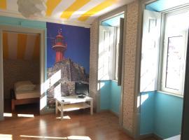 Meeting Hostel, albergue en Figueira da Foz