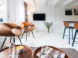 Yays Zoutkeetsgracht Concierged Boutique Apartments, hotel in Amsterdam