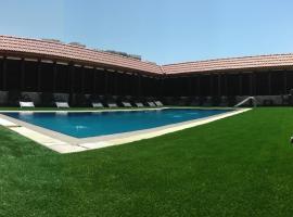 Seven Wonders Hotel – hotel w mieście Wadi Musa