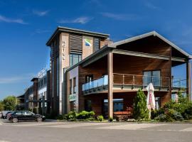 River Style Hotel & SPA – hotel w Redzie