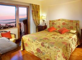 Hotel Villa Diodoro, отель в Таормине
