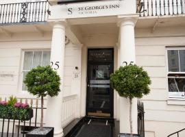 St George's Inn Victoria, hotel in Victoria, London