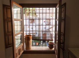 Casa Larga, apartment in Granada