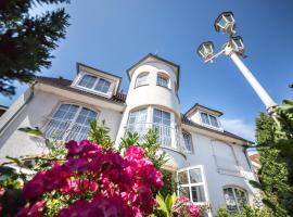 ArtHotel mare, hôtel à Scharbeutz