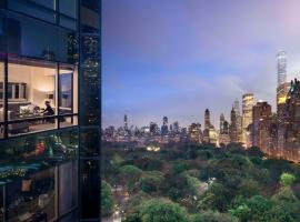 Trump International New York, hotell sihtkohas New York