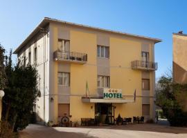 Parking Hotel Giardino, hotel a Livorno