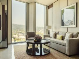 Four Seasons Hotel Seoul, отель в Сеуле