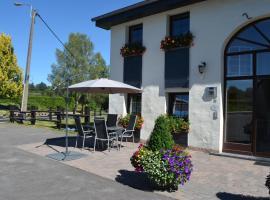 """Ferienwohnungen """"Crombacher Muehle"""", family hotel in Saint-Vith"""