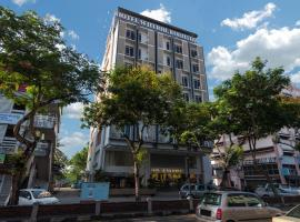 Hotel Sentral Kuantan @ Riverview City Centre, hotel in Kuantan