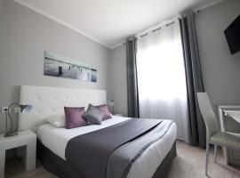 Belle Inn Hotel, hôtel à Clermont-Ferrand près de: Aéroport de Clermont-Ferrand - Auvergne - CFE