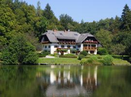 Landgasthof Trattnig, Hotel in der Nähe von: Aussichtsturm Pyramidenkogel, Schiefling am Wörthersee