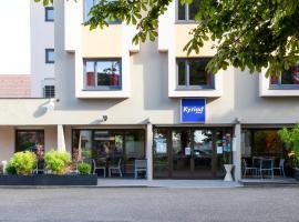 Kyriad Hotel Strasbourg Lingolsheim, hotel near Strasbourg International Airport - SXB,