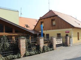 U Anny Šmejdířky, apartment in Nymburk