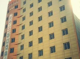 فندق روز جاردن، فندق بالقرب من حديقة الحيوان، الرياض