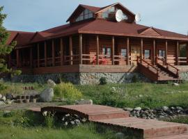 Solovki Hotel, hotel in Solovetsky Islands