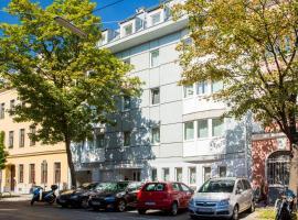 Residenz Donaucity, ξενοδοχείο διαμερισμάτων στη Βιέννη