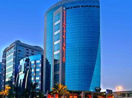 Emirates Concorde Hotel & Apartments, hotel in Dubai