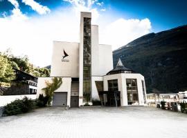 Havila Hotel Geiranger, hotell i Geiranger