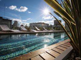 Flaat Recoleta Plaza, hotel en Buenos Aires