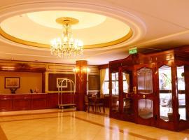 Hotel Astor, hotel en Mar del Plata