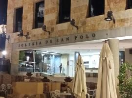 Hotel San Polo, hotel in Salamanca