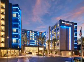 Residence Inn by Marriott at Anaheim Resort/Convention Center, hotel near Disneyland, Anaheim