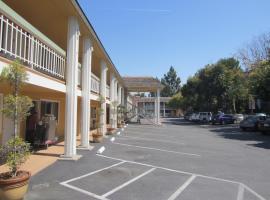 Caravelle Inn & Suites, hotel near Mineta San Jose International Airport - SJC,