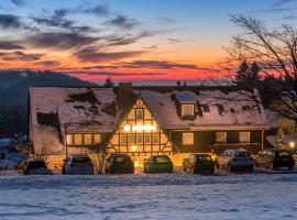 Berghotel Lenneplätze Winterberg, hotel in Winterberg