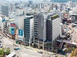 Hotel Sunroute Tokushima, hotel in Tokushima