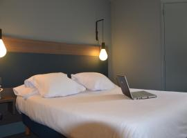 Kyriad Metz Centre, hotel in Metz